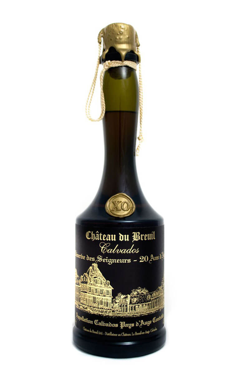 Calvados 20 Year Old XO Chateau du Breuil
