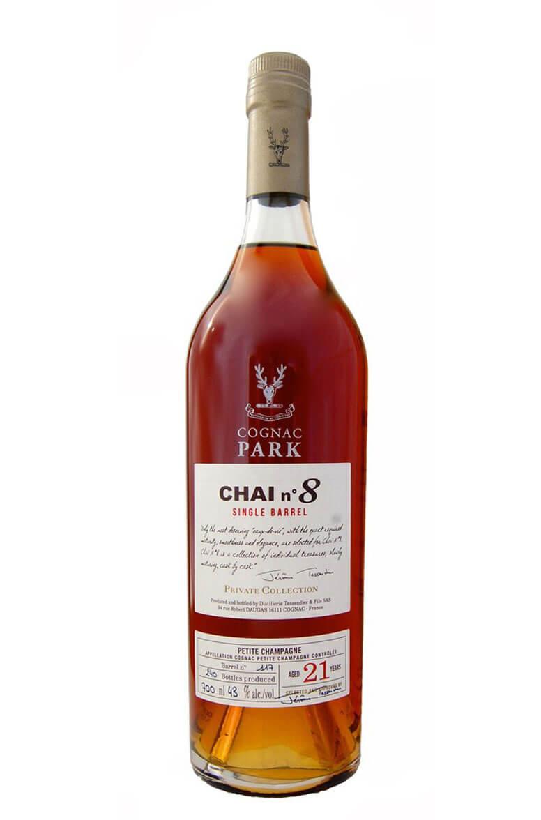 Cognac Park Petite Champange Chai No. 8 21 Year Old
