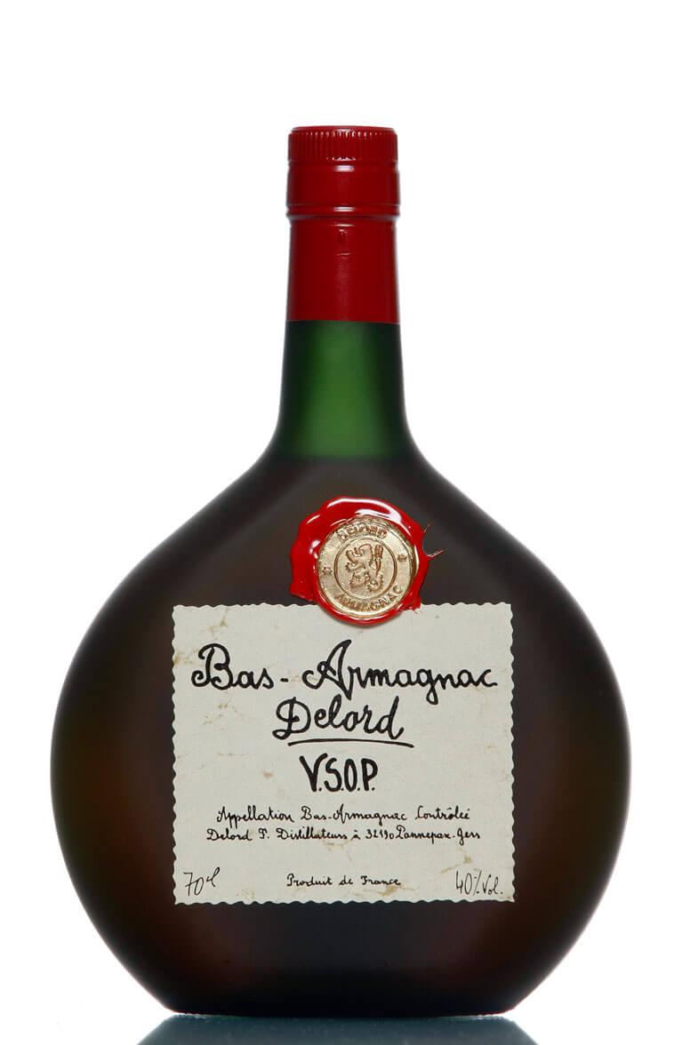 Delord Bas Armagnac VSOP