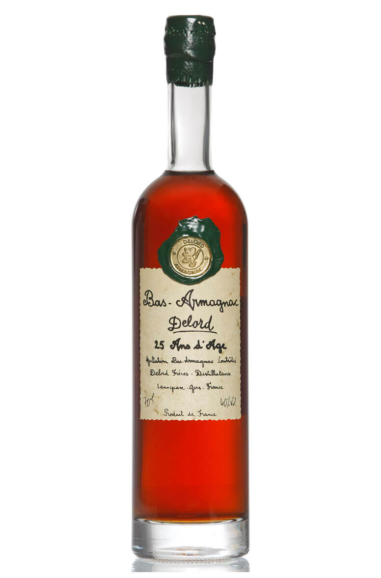 Delord Bas Armagnac 25 Year-Old
