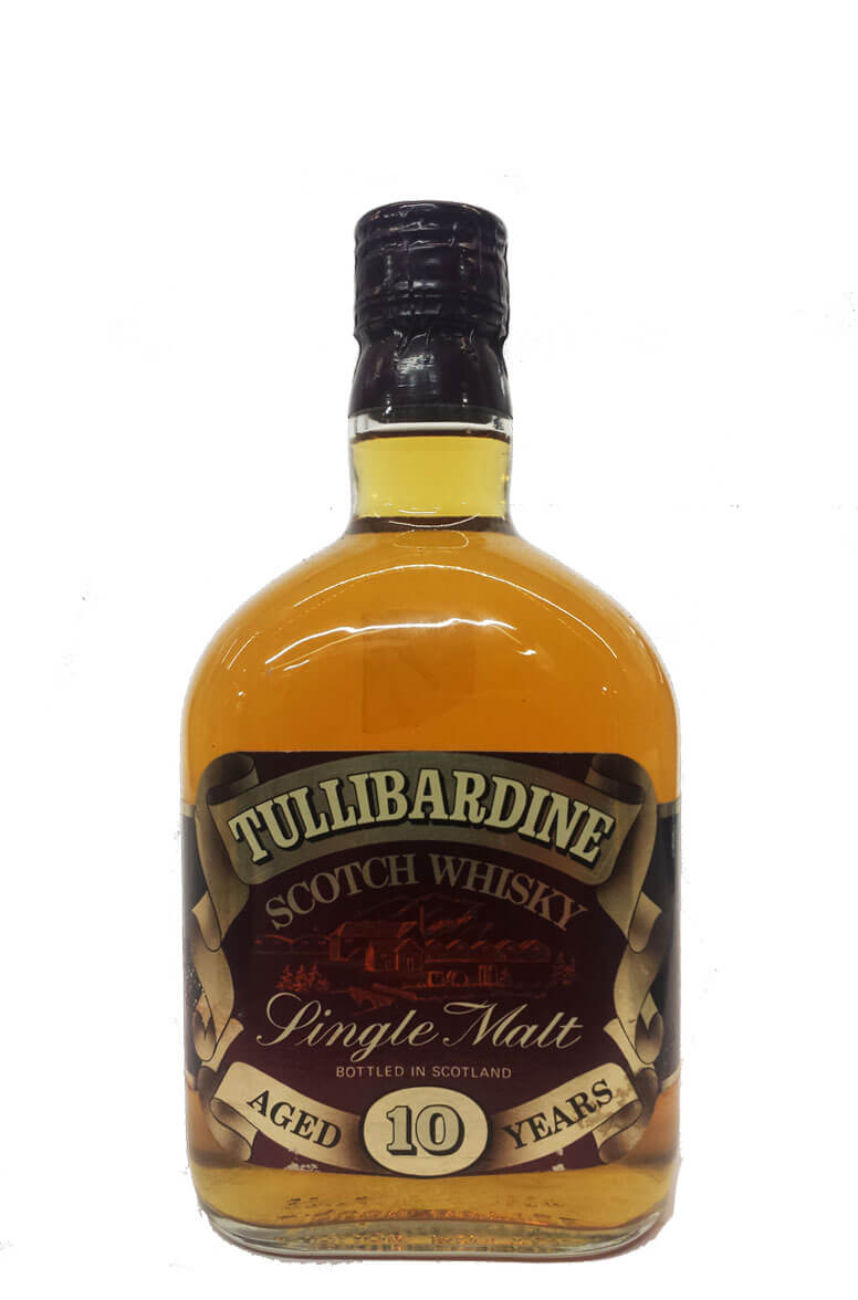 Tullibardine Single Malt 10 Year Old 1980s
