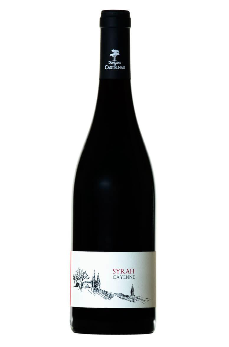 Domaine Castelnau Vin de Pays Syrah