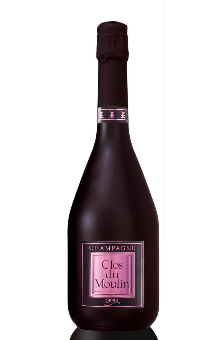 Cattier Clos du Moulin Brut Rosé Premier Cru