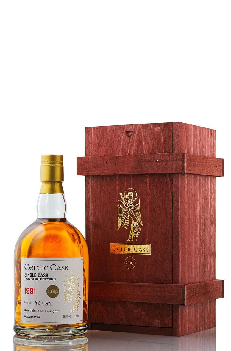 Celtic Cask Cuig 5 Single Pot Still Irish Whiskey