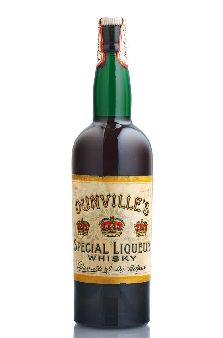 Dunvilles Special Liqueur Whisky