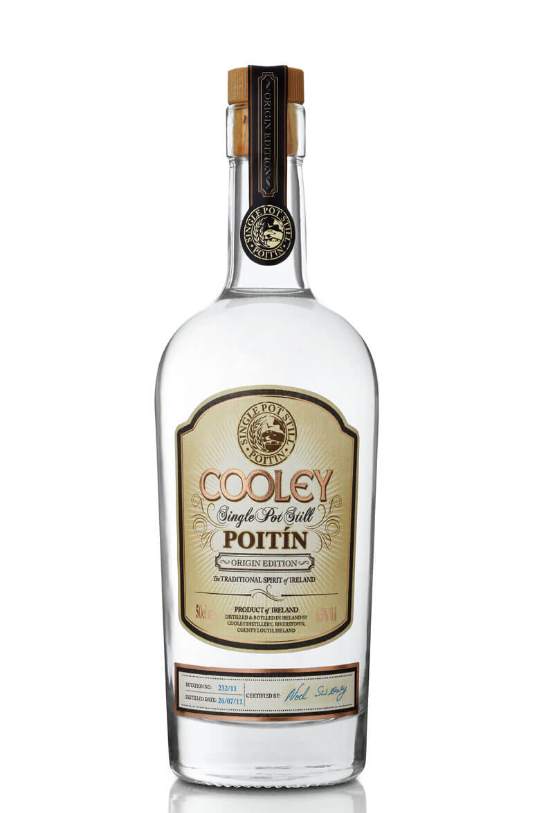 Cooley Single Pot Still Poitin