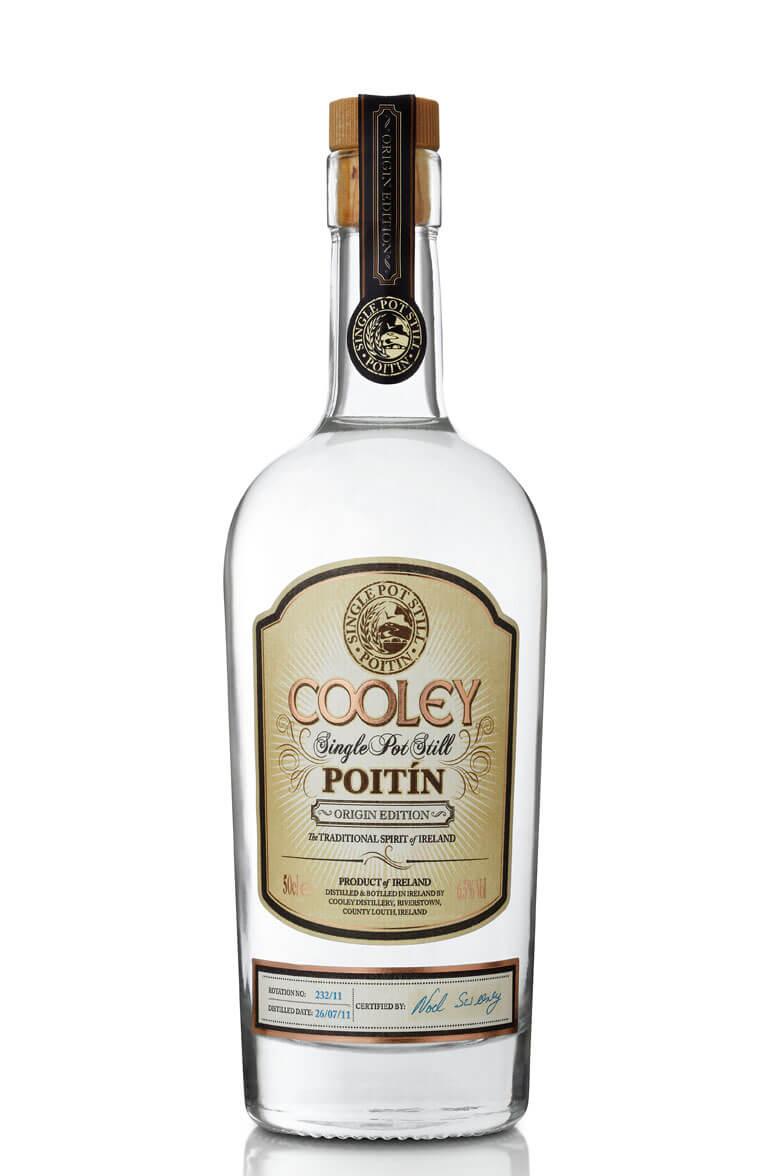 Cooley Single Pot Still Poitin