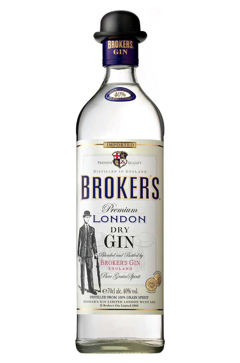 Brokers Gin 40%