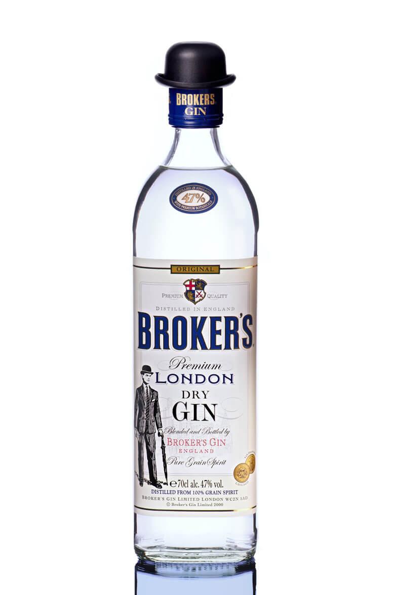 Brokers Gin 47%
