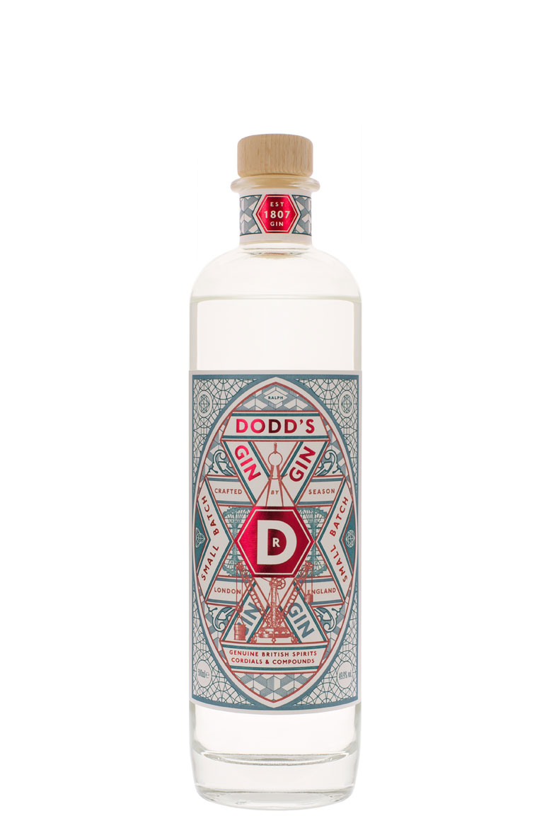 Dodd's Genuine London Gin