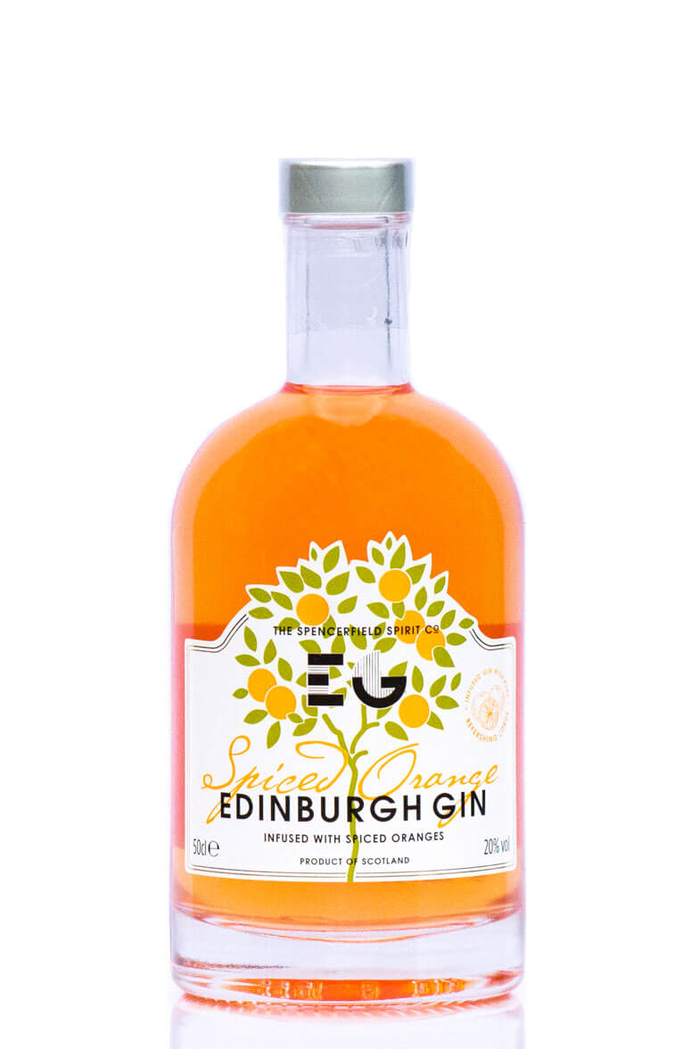 Edinburgh Spiced Orange Gin