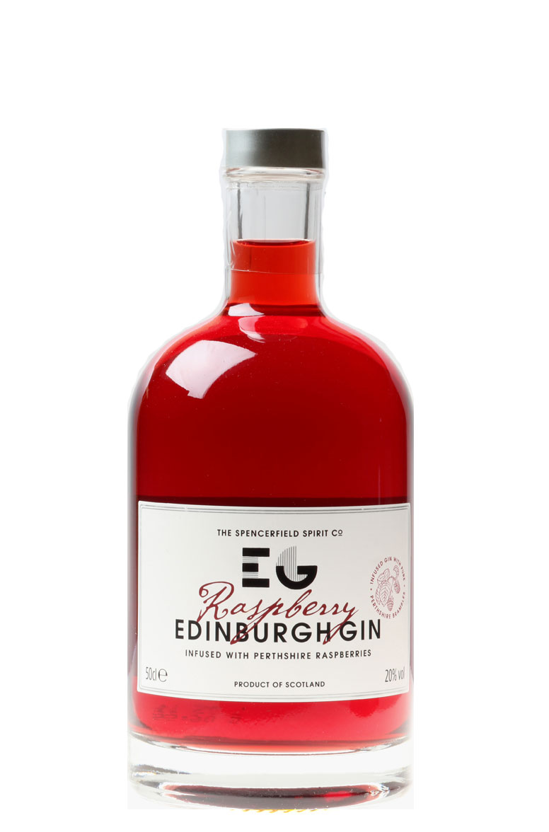 Edinburgh Raspberry Gin