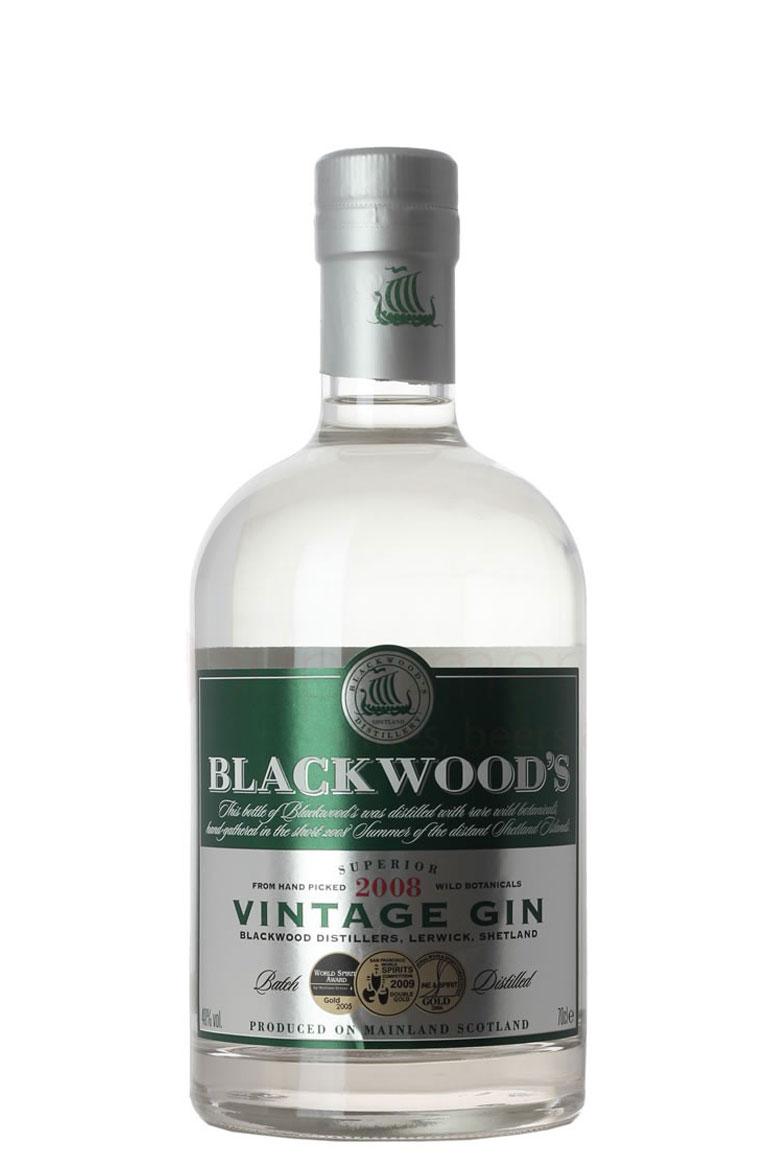 Blackwoods Gin