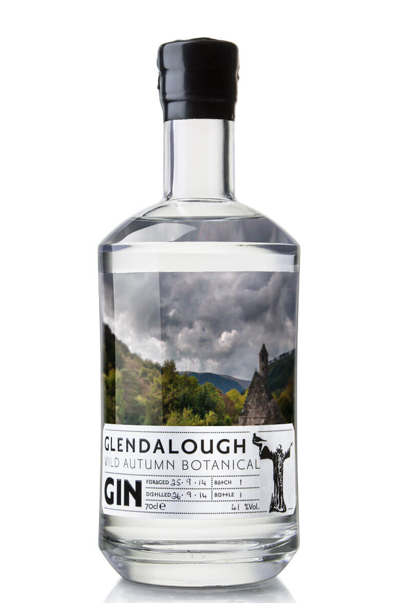 Glendalough Wild Autumn Botanical Gin