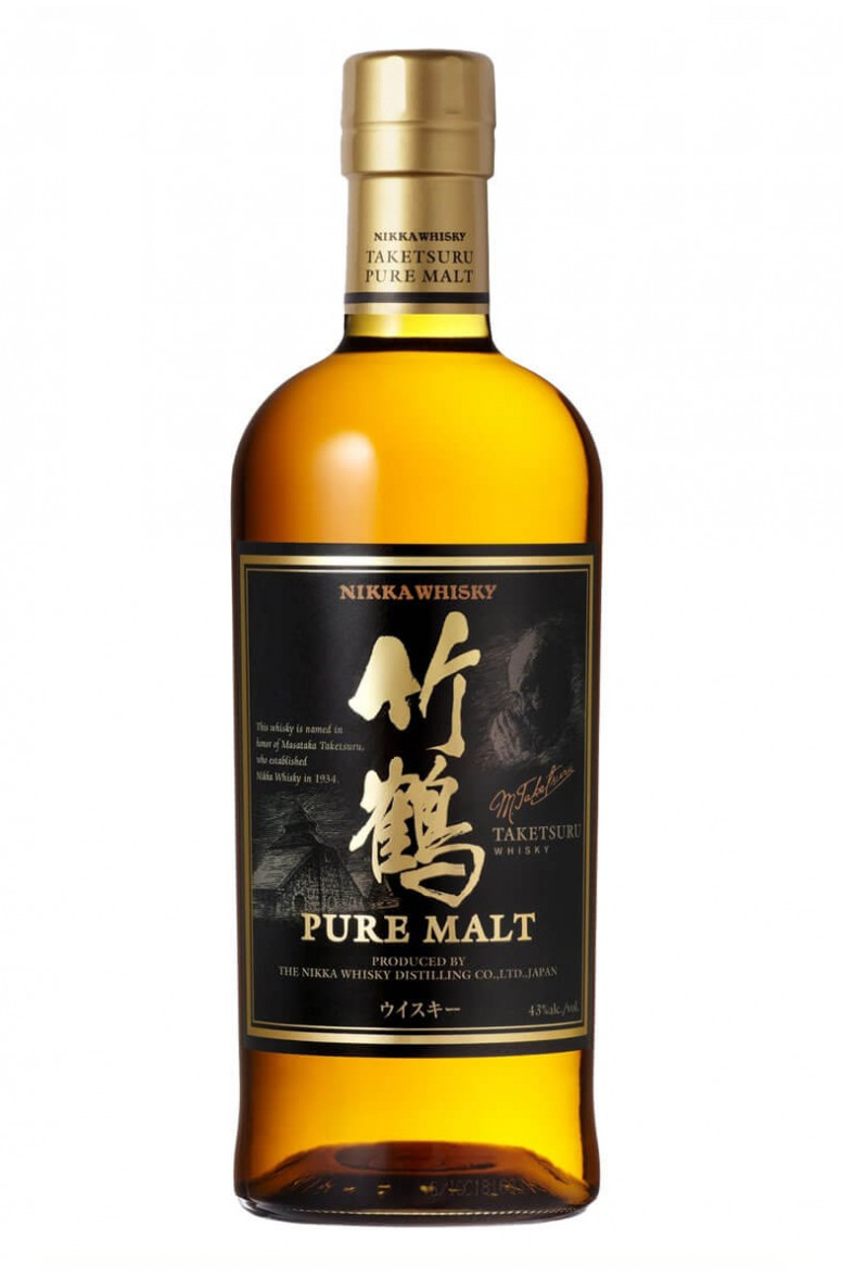 Taketsuru Pure Malt