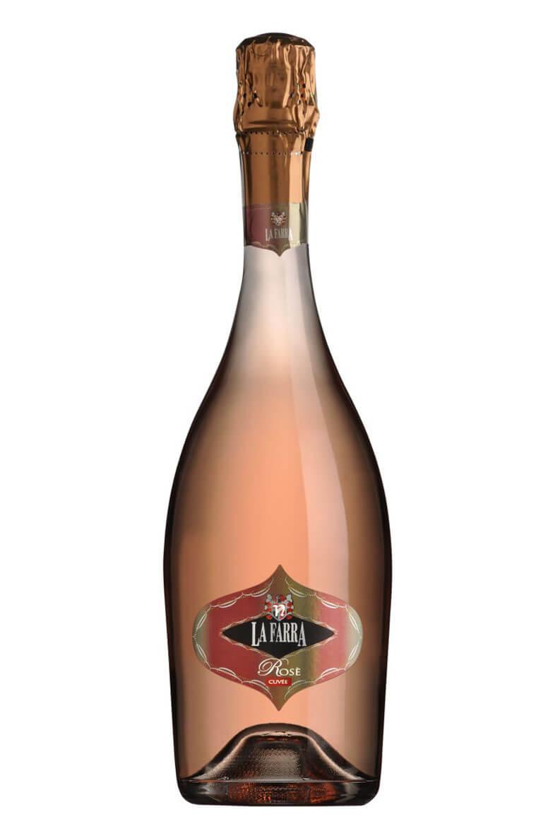 La Farra Sparkling Rosé IGT Marca Trevigiana