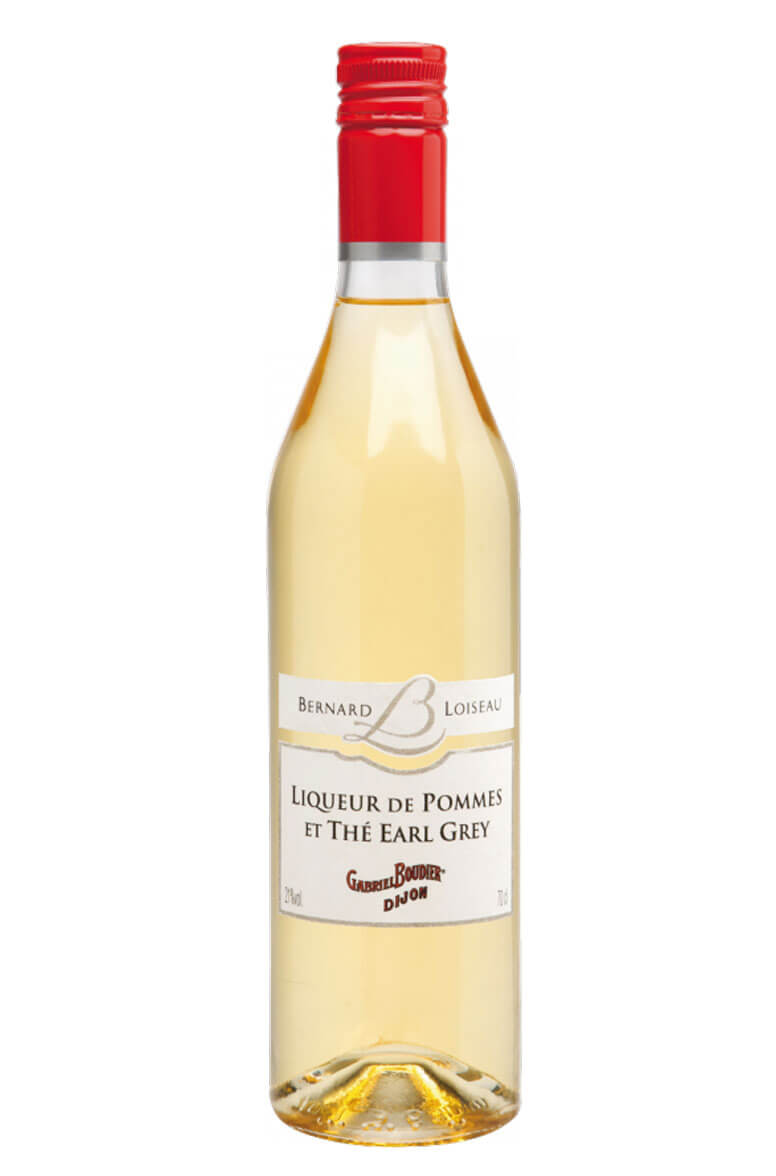 Liqueur de Pommes Thé Earl Grey