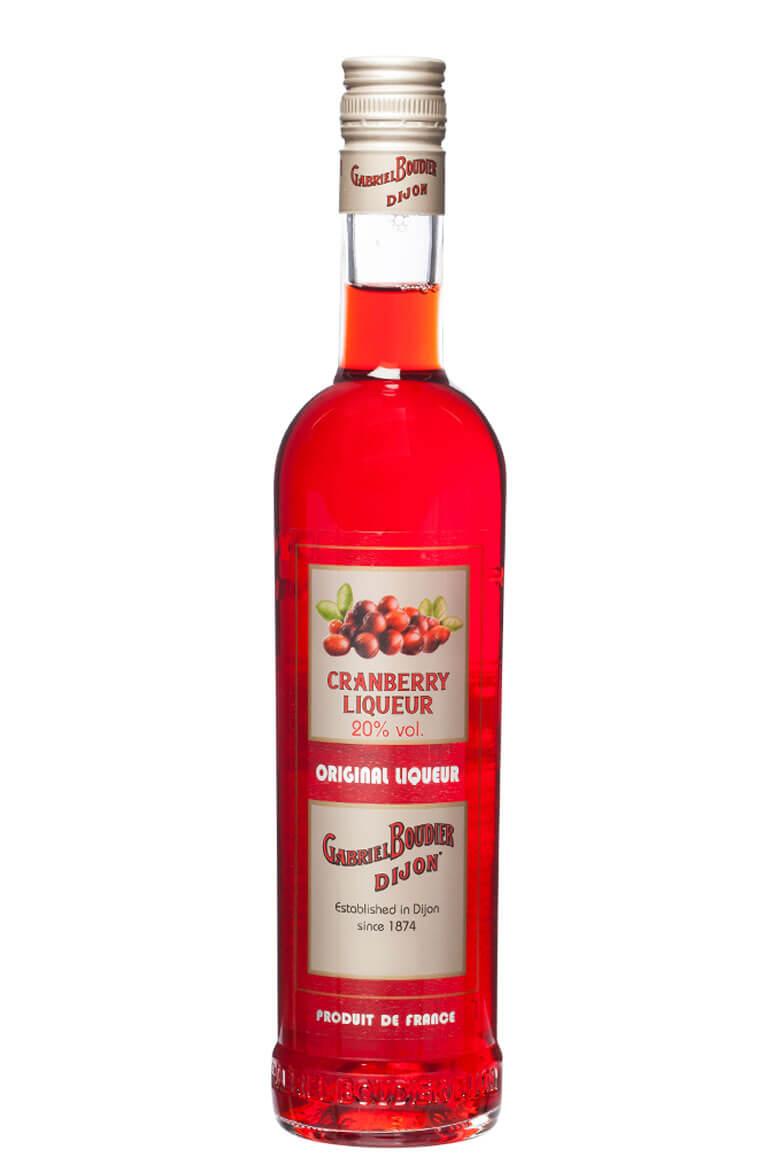 Cranberry Liqueur Gabriel Boudier