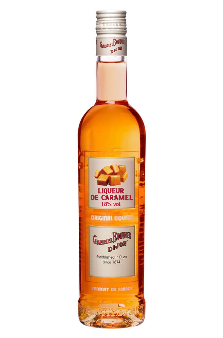 Caramel Liqueur Gabriel Boudier