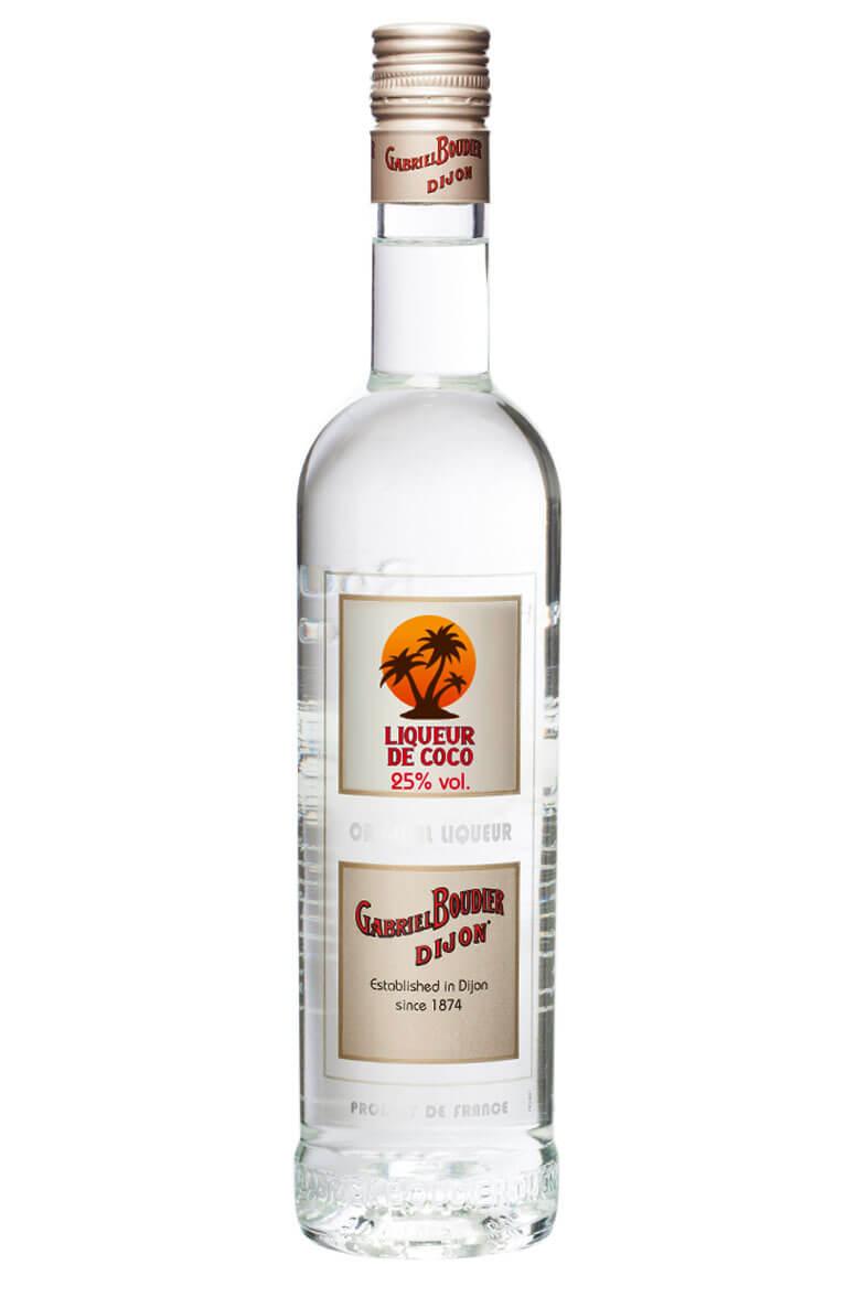 Coconut Liqueur Gabriel Boudier