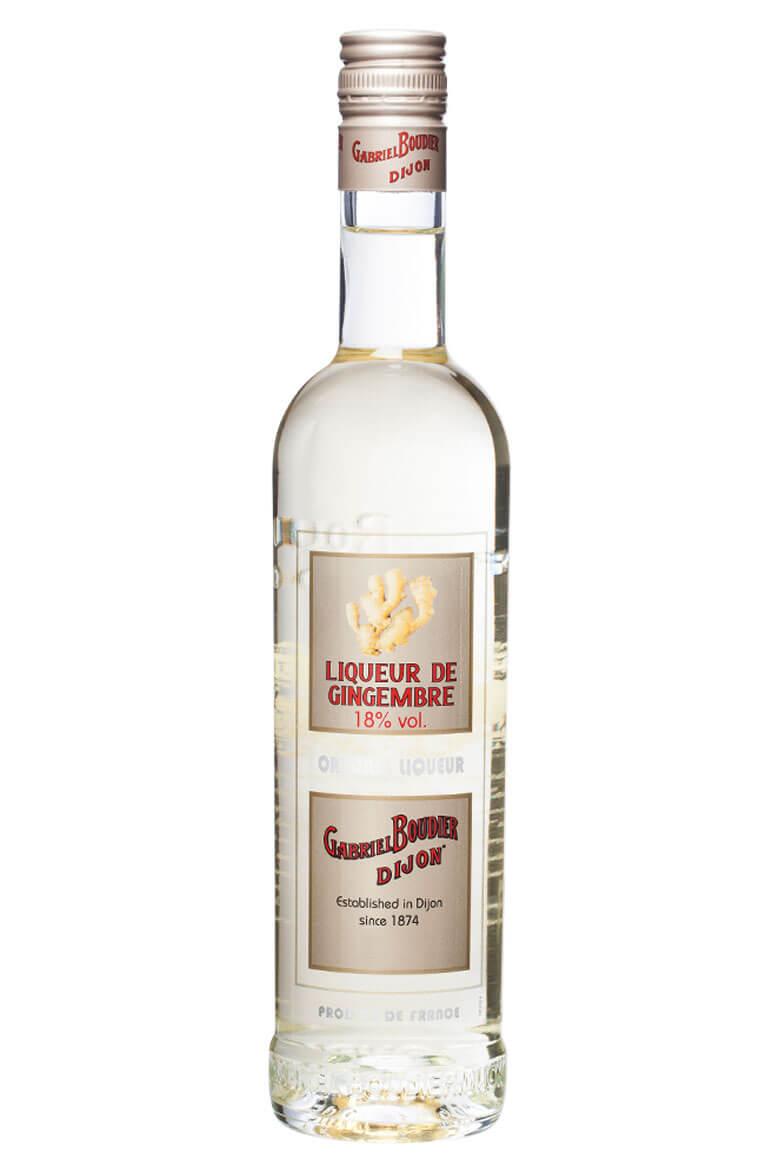 Liqueur de Ginger Gabriel Boudier