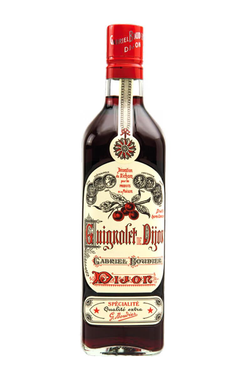 Guignolet de Dijon Gabriel Boudier Cherry Liqueur