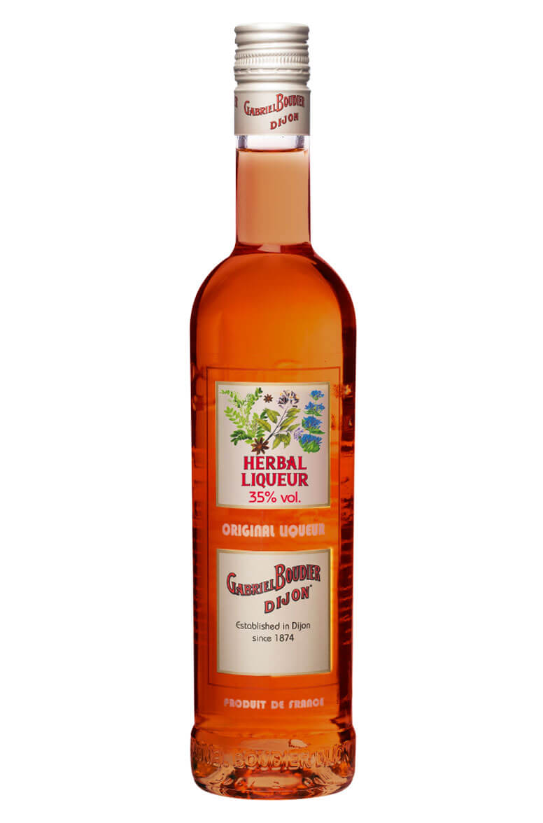 Herbal Liqueur Gabriel Boudier