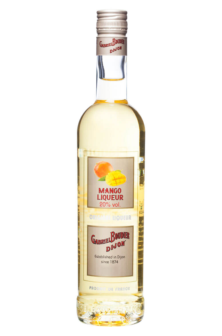Mango Liqueur Gabriel Boudier