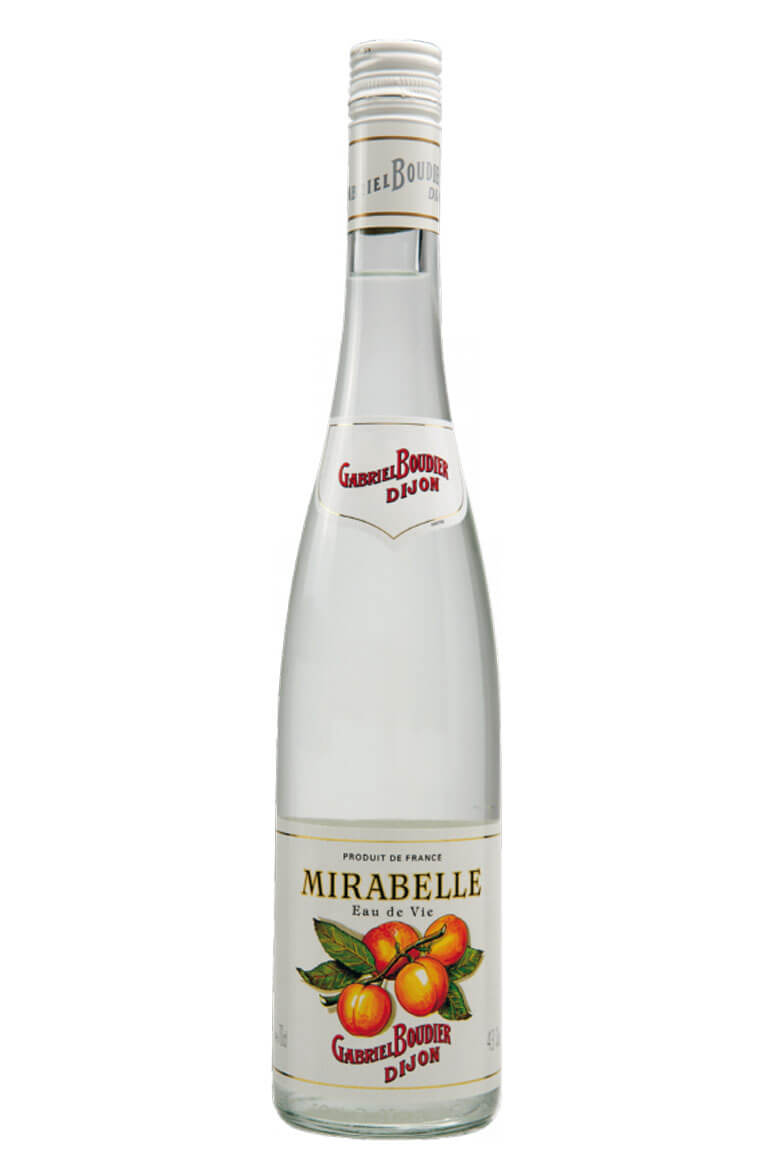 Eau De Vie Mirabelles Gabriel Boudier