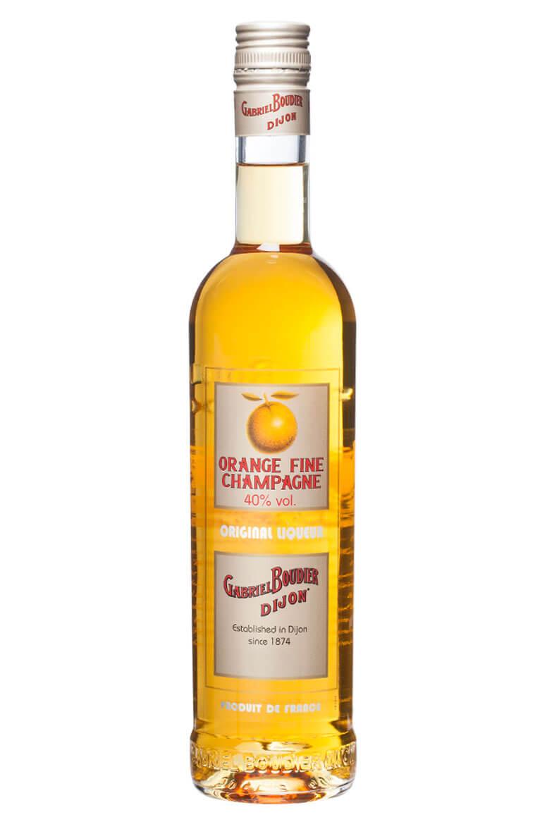Orange Fine Champagne Liqueur Boudier
