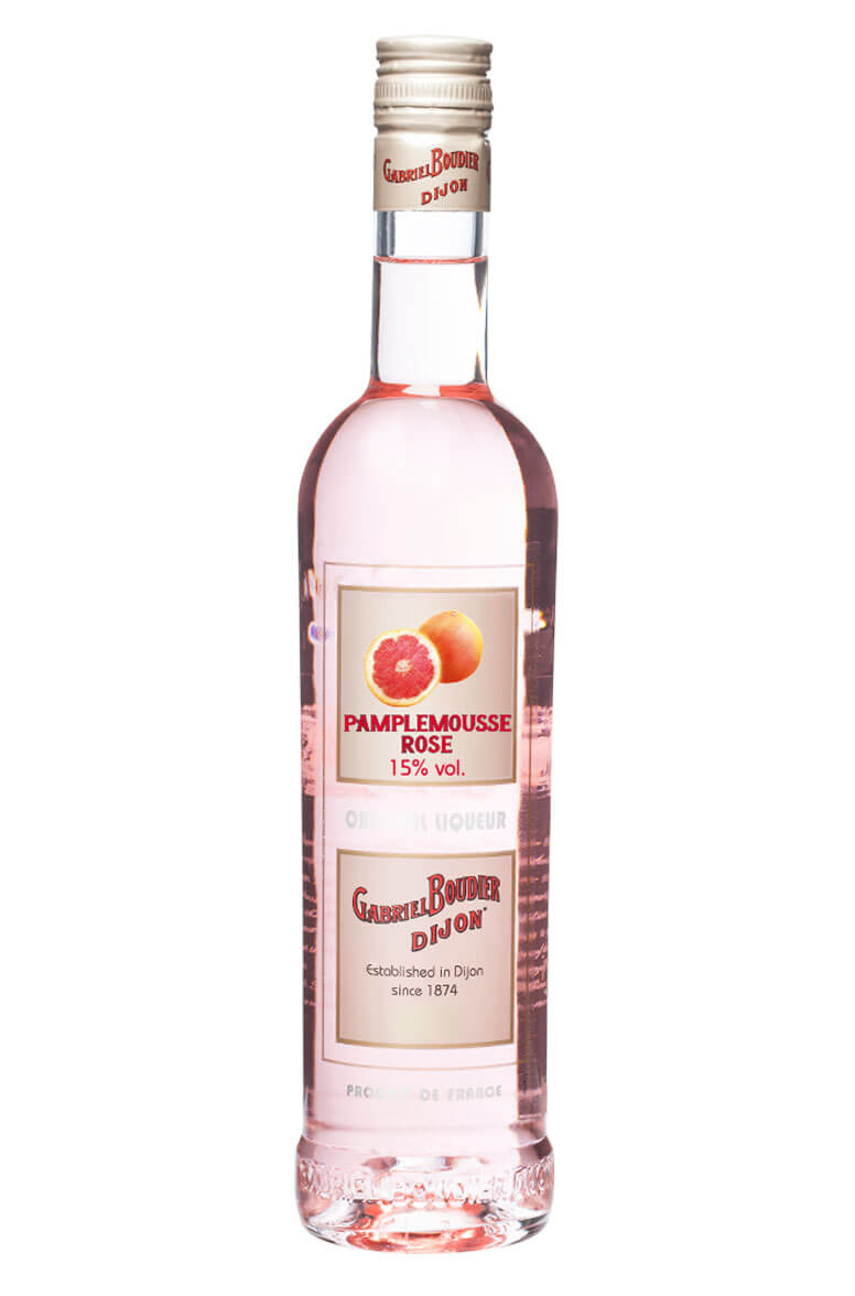 Pink Grapefruit Liqueur Gabriel Boudier