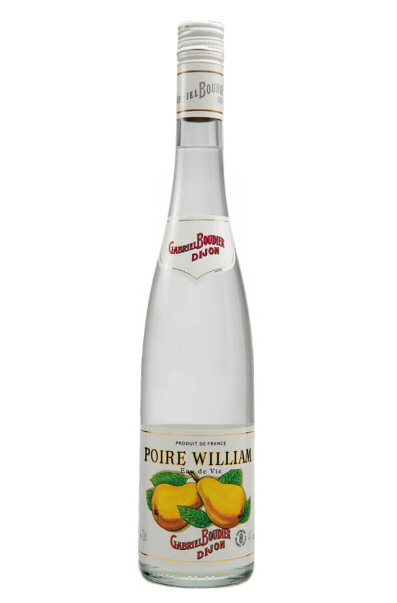 Poire William Eau De Vie Boudier