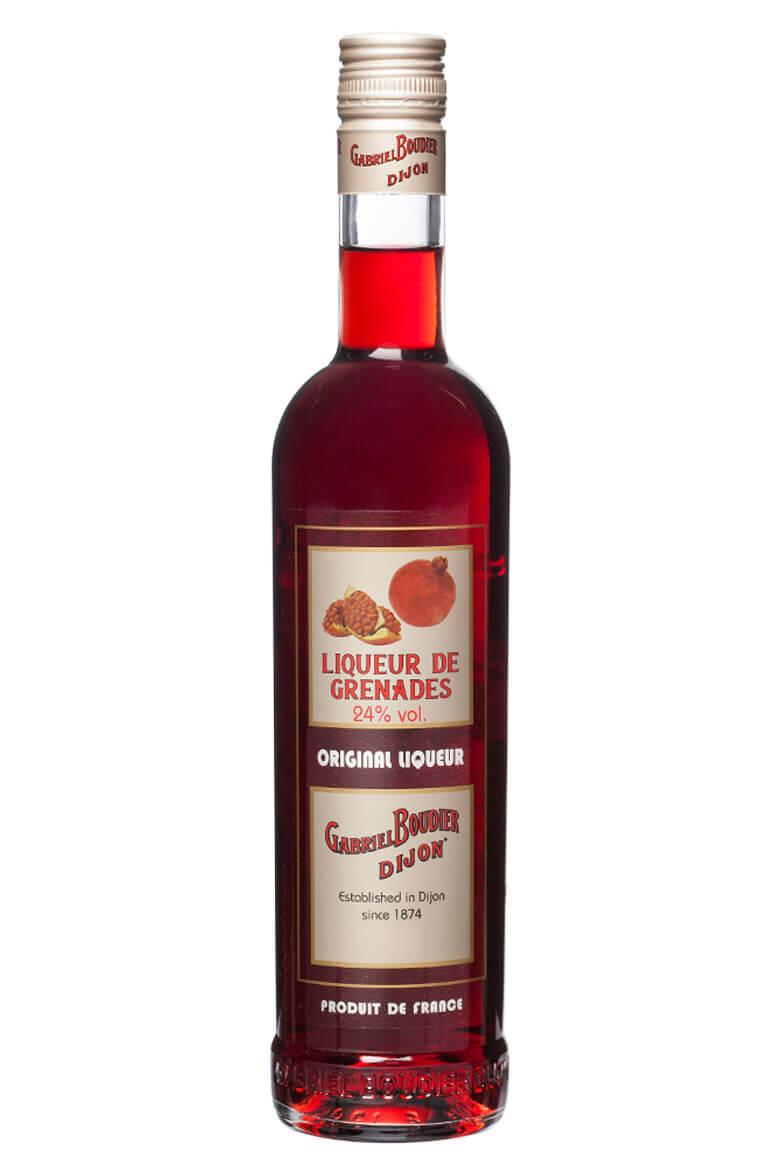 Pomegranate Liqueur Gabriel Boudier