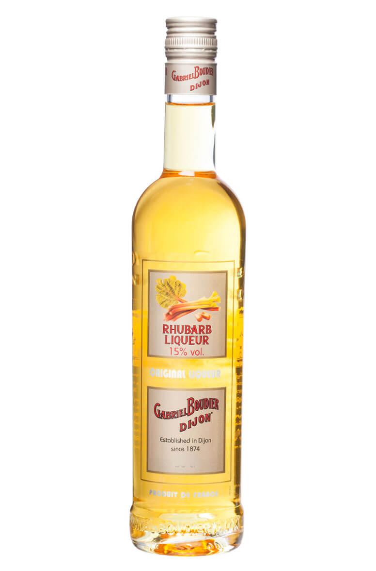 Liqueur de Rhubarbe Gabriel Boudier