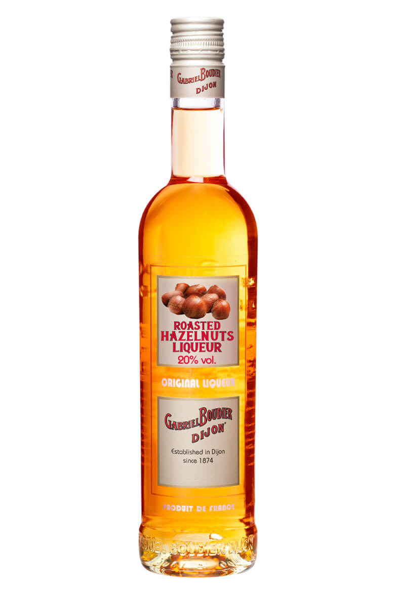 Roasted Hazelnut Liqueur Boudier