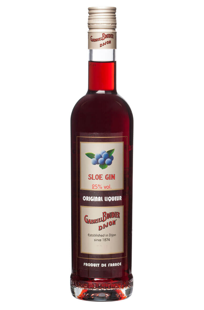 Sloe Gin Gabriel Boudier