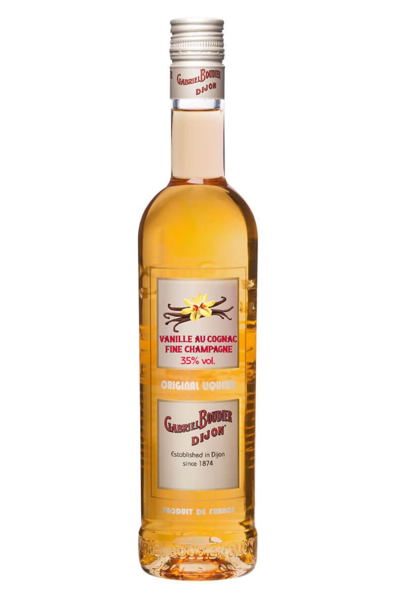 Vanille au Fine Cognac de Champagne Boudier