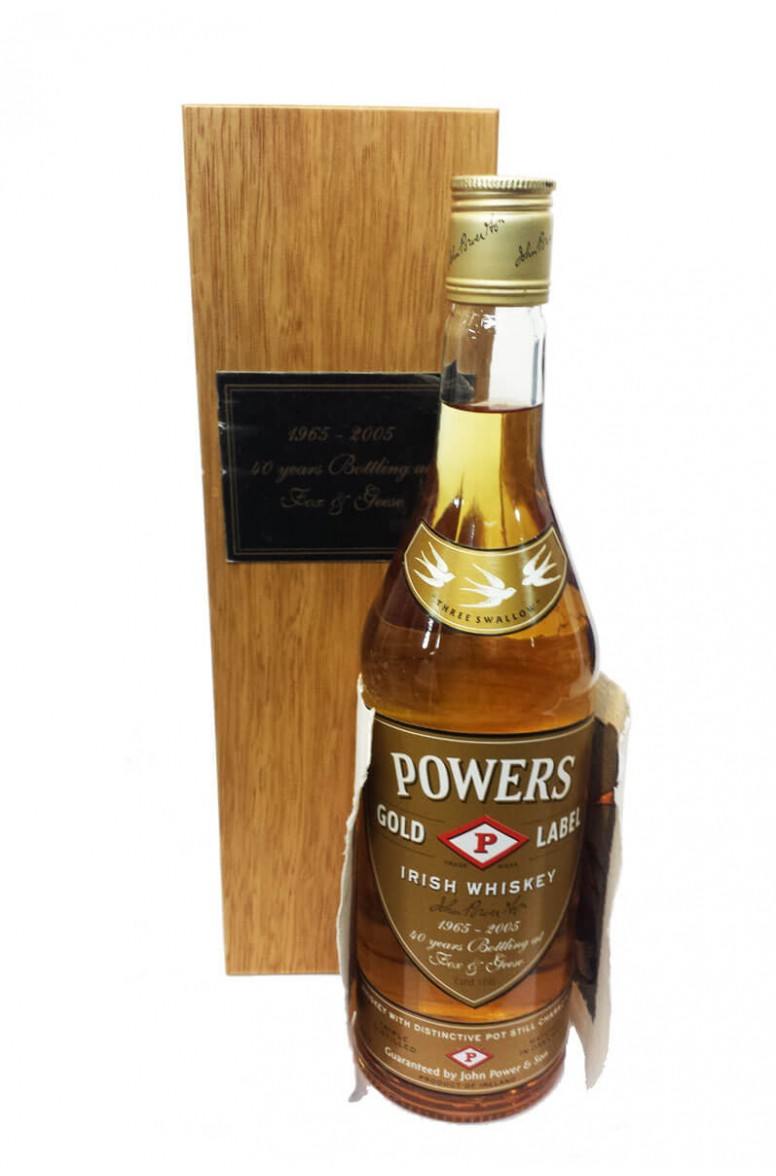 Powers Fox & Geese 1965-2005