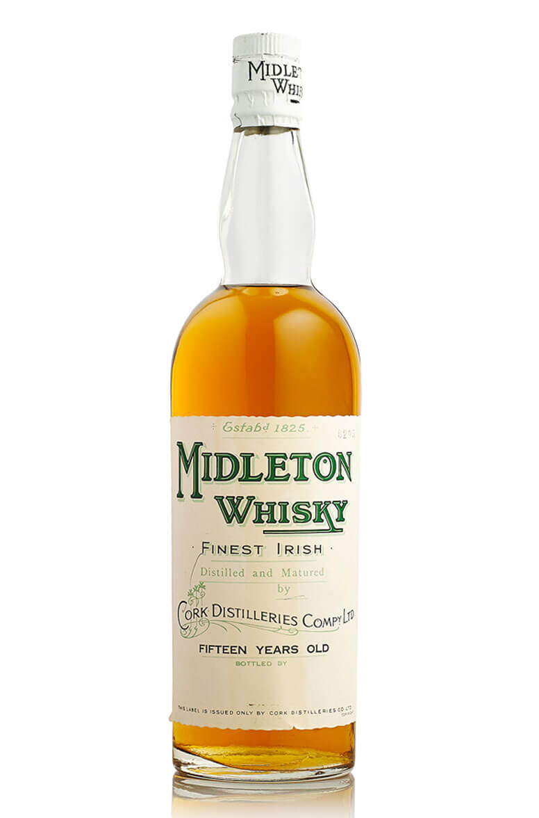 Midleton Finest Whisky Fifteen Year Old