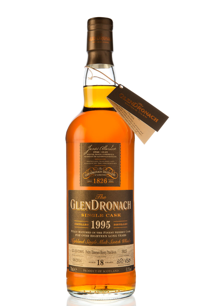 Glendronach 1995 Single Cask 3025