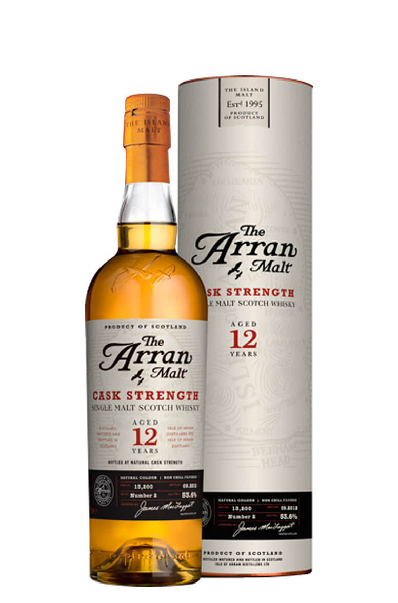 Arran 12 Year-Old Cask Strength