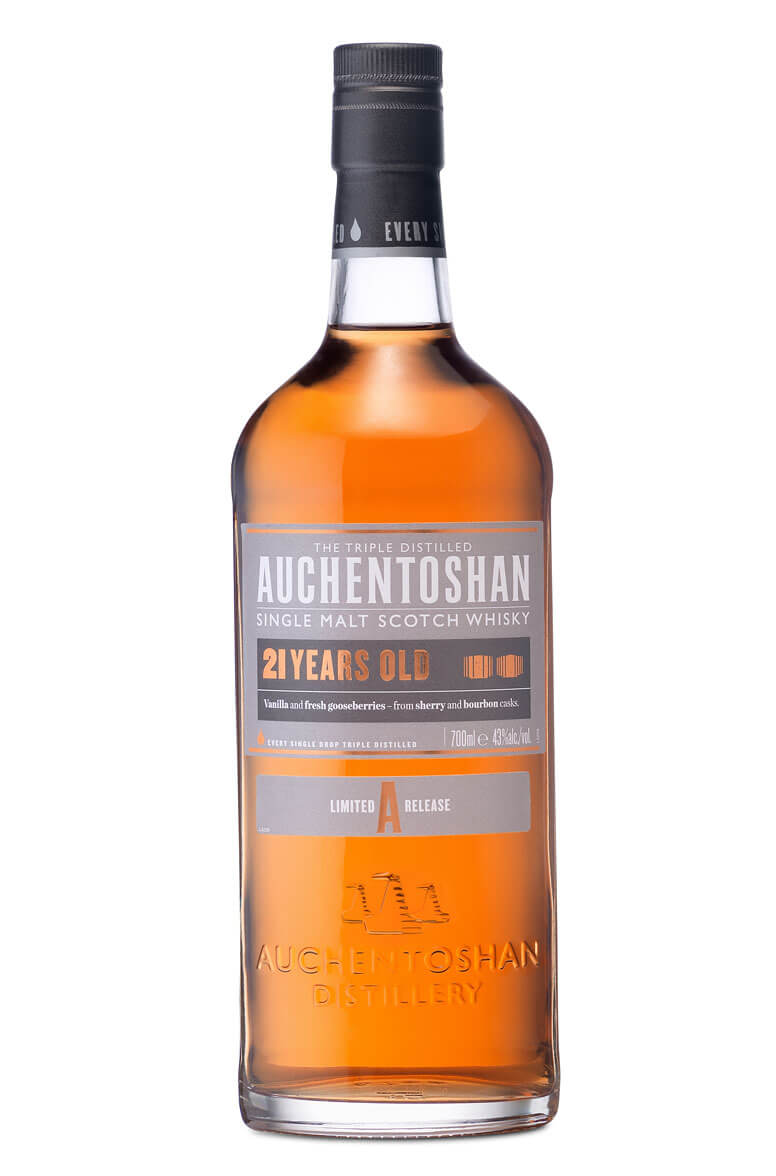 Auchentoshan 21 Year-Old