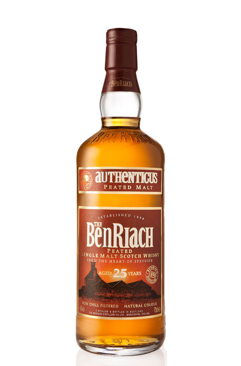 BenRiach 25 Year-Old Authenticus