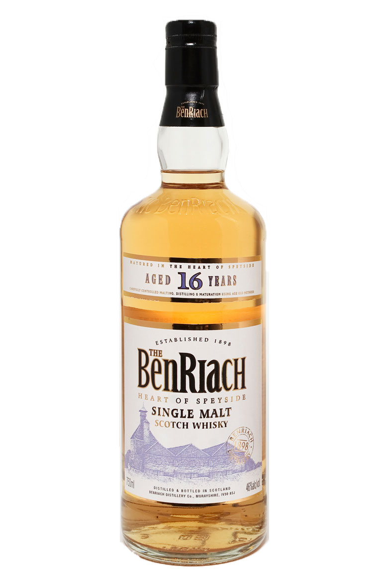 BenRiach 16 Year-Old