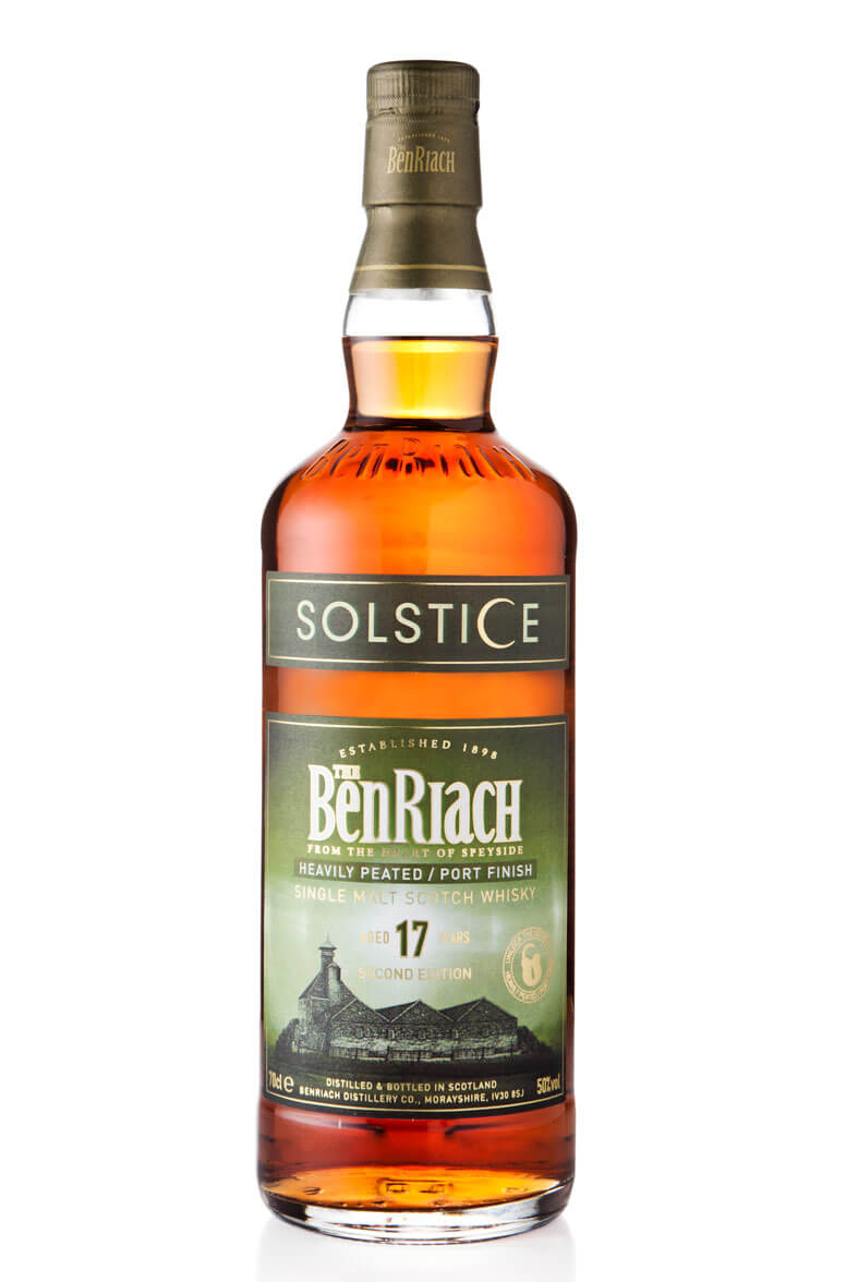 BenRiach 17 Year-Old Solstice