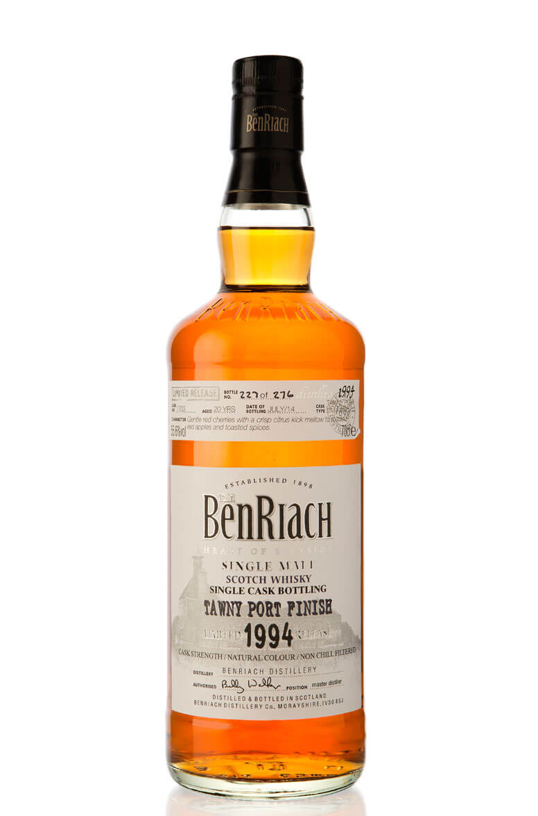 Benriach 1994 Single Cask 1703 20 Year Old