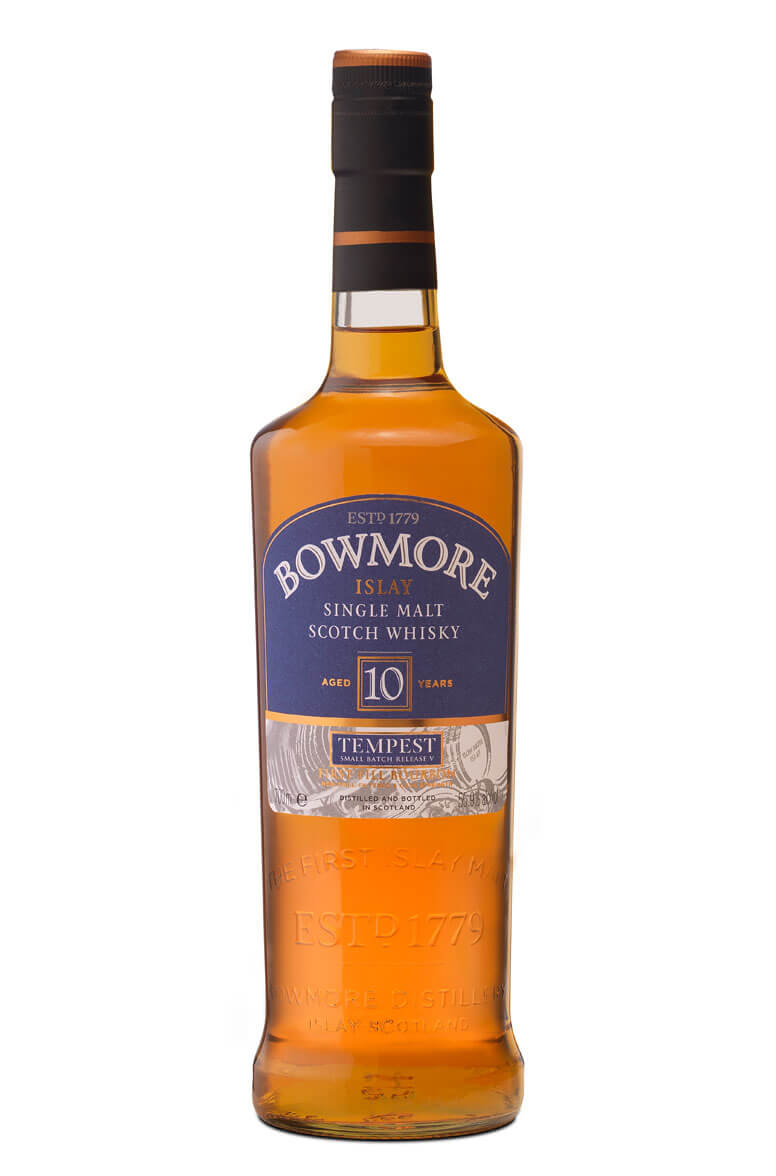 Bowmore 10 Year-Old Tempest