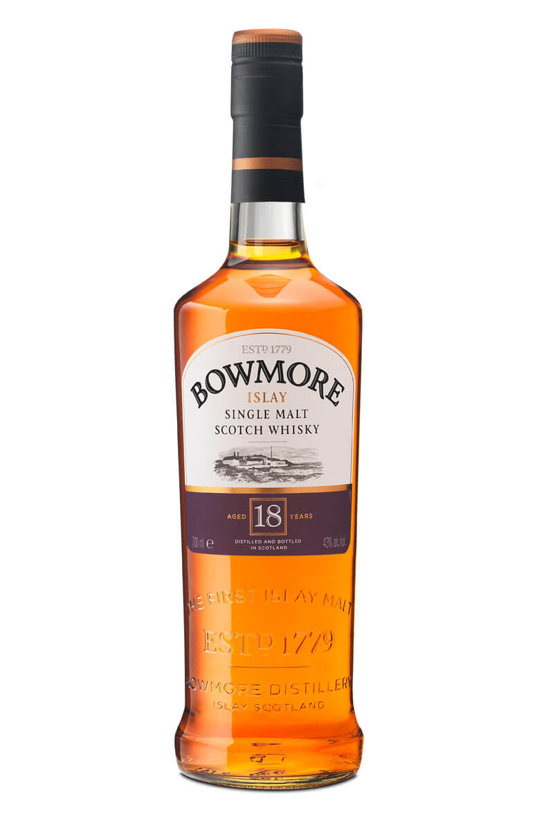 Bowmore 18 Year-Old