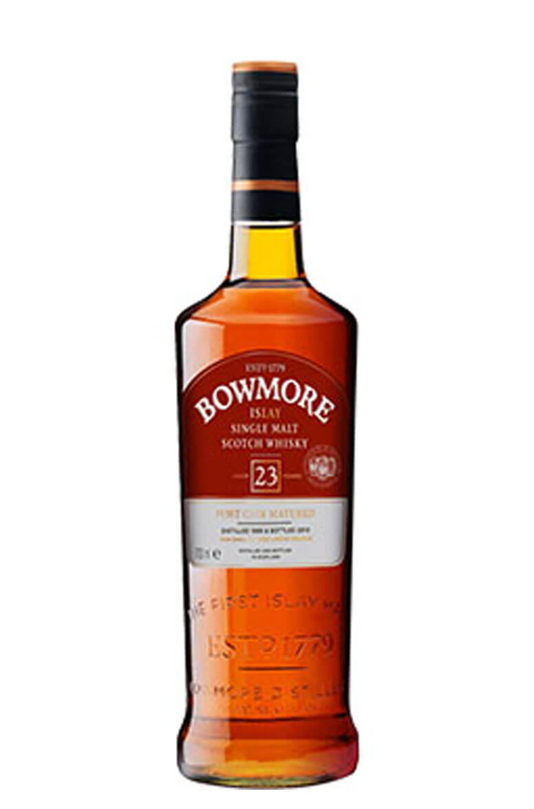 Bowmore 23 Year Old Port Cask