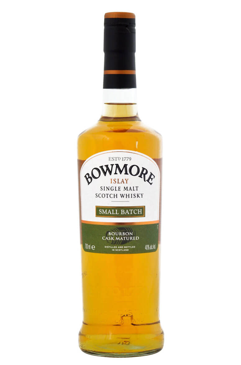 Bowmore Small Batch Reserve Bourbon Cask